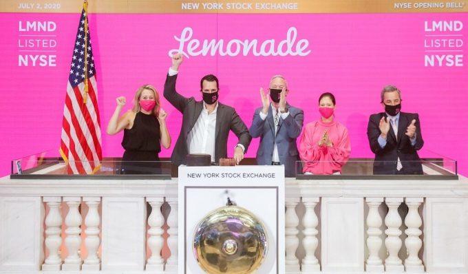 Lemonade IPO