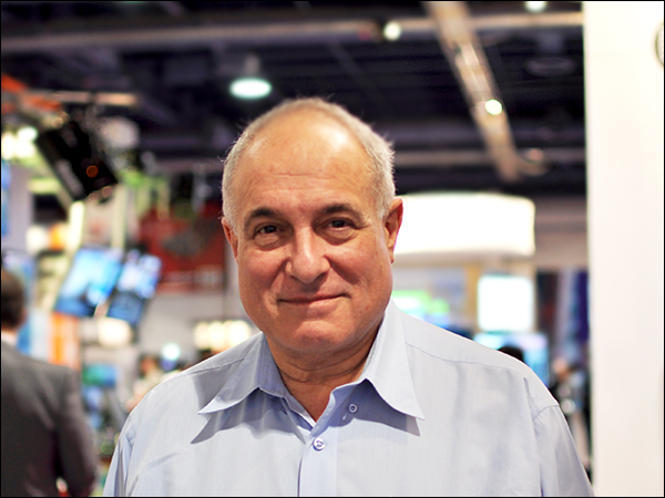 Avi Sharir, CEO of Orad