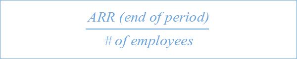 ARR/Employee
