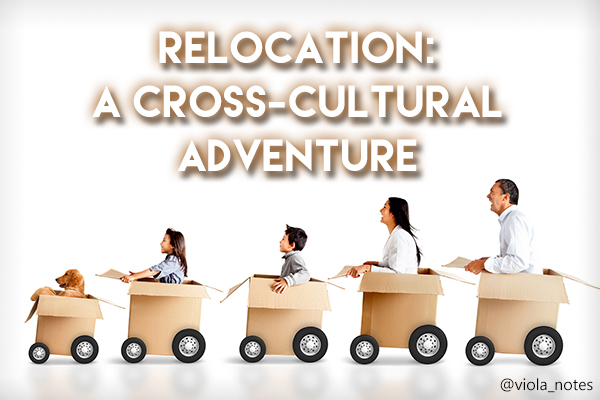 Relocation - A cross-cultural adventure