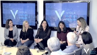 "Viola FinTech Forum Panel on ""How Banks Innovate"" - March 2018"